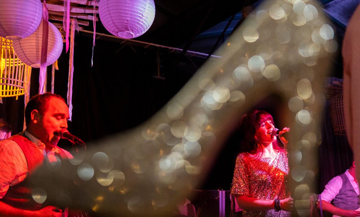 Melissa van Belleghem Bruiloft zangeres