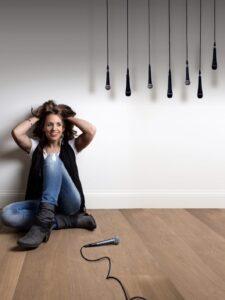 Melissa van belleghem zangeres vocal coach en tekstschrijver